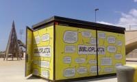 Biblioplayas-Barcelona