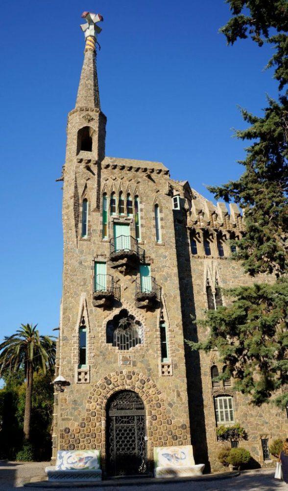 Wieża Bellesguard
