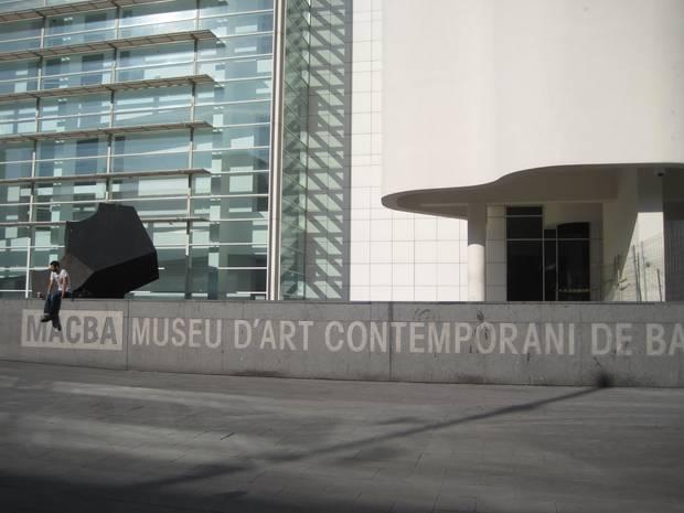 Museu d'Art Contemporani de Barcelona