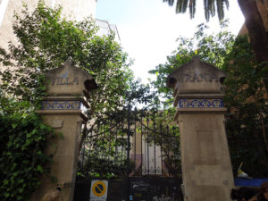 Villa Urània.