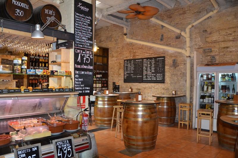 Bodega Cal Marino – Wino & Tapas