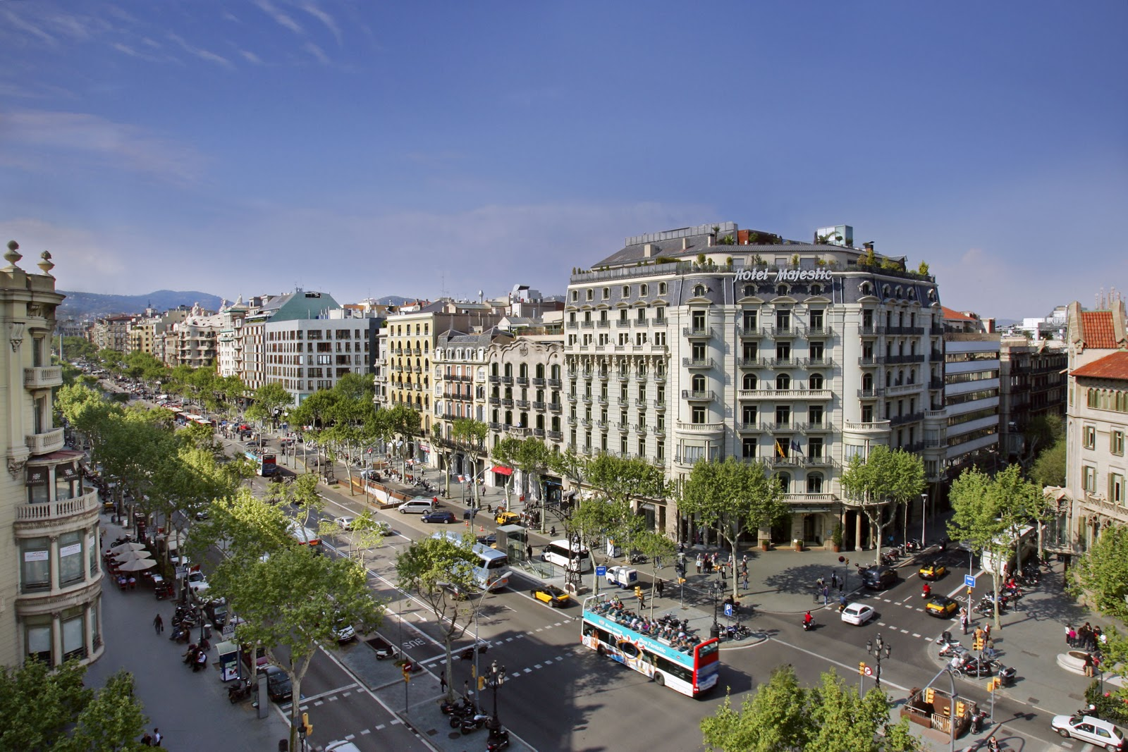 Passeig de gr cia polonia barcelona for Hotel gracia barcelona