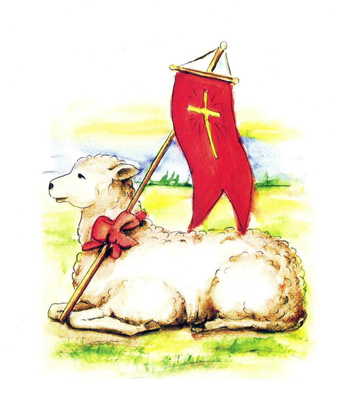 Baranek Wielkanocny