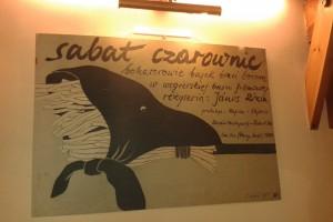 """""""Sabat czarownic"""", węgierska baśń filmowa 1983."""