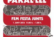 Fem Festa Junts, 1 czerwca, sobota.