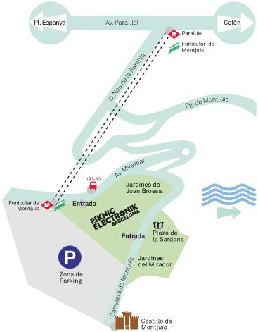 Mapka pikniku