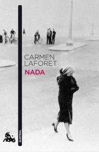 """Jedna z okładek powieści """"Nada""""."""