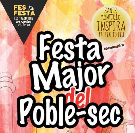Festa del Poble Sec 2013