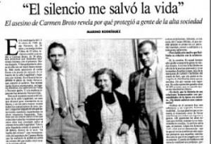 """""""Milczenie uratowało mi życie"""" - wywiad z Jesusem Navarro."""