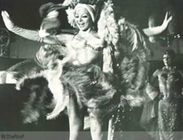 Tancerki El Molino