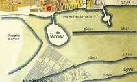 Położenie wyspy Maians.