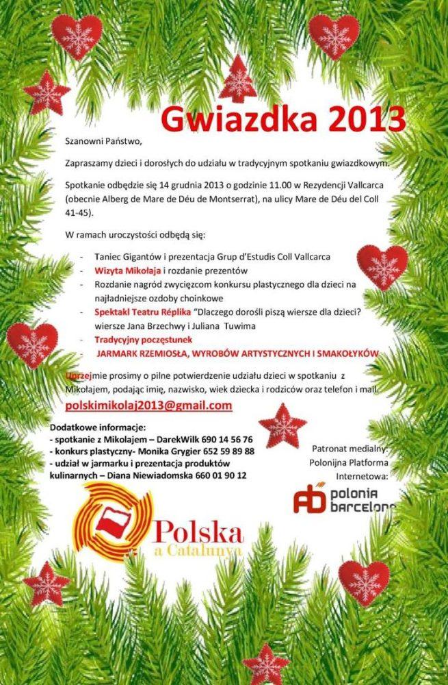 gwiazdka2013opis