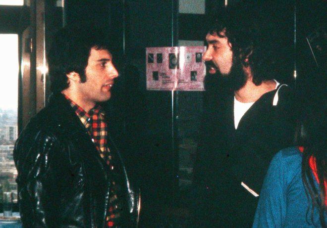 Martin i Freddy Mercury