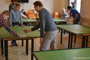 Turniej piłki guzikowej